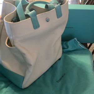 Tiffany & Co Large Bag